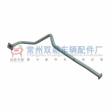 J6L消声器弯管前节24A